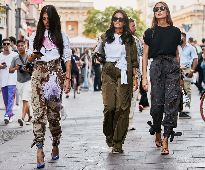 Cargo Pants Trend for Fall