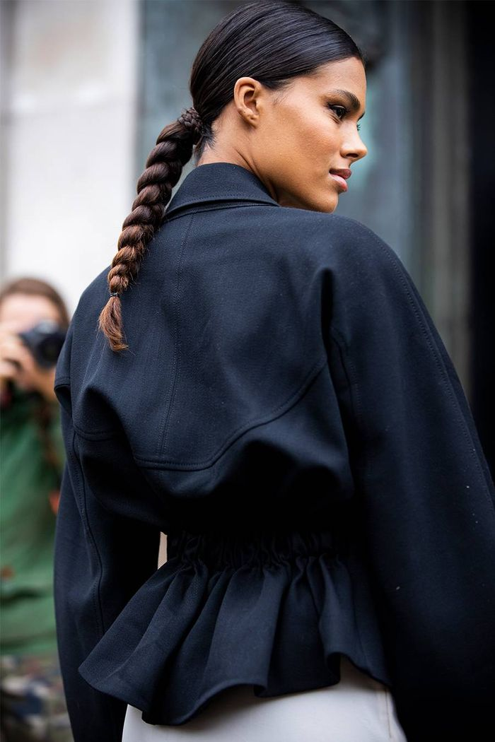 5 Popular Hairstyles Fashion Girls Are Wearing In 2020 Who What Wear