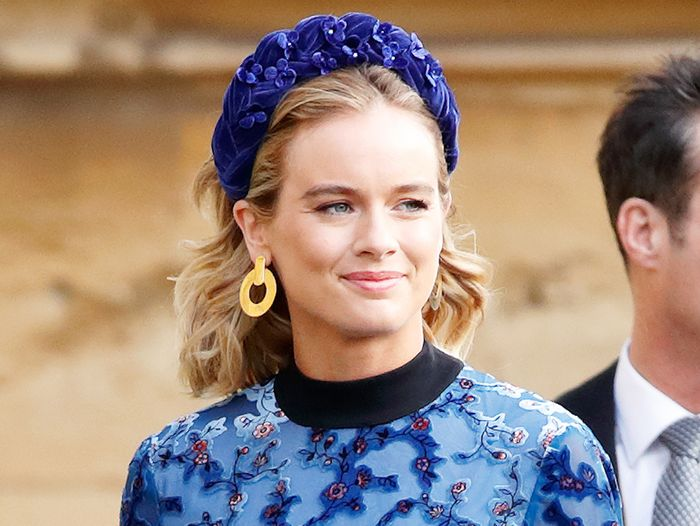 Cressida Bonas's Engagement Ring