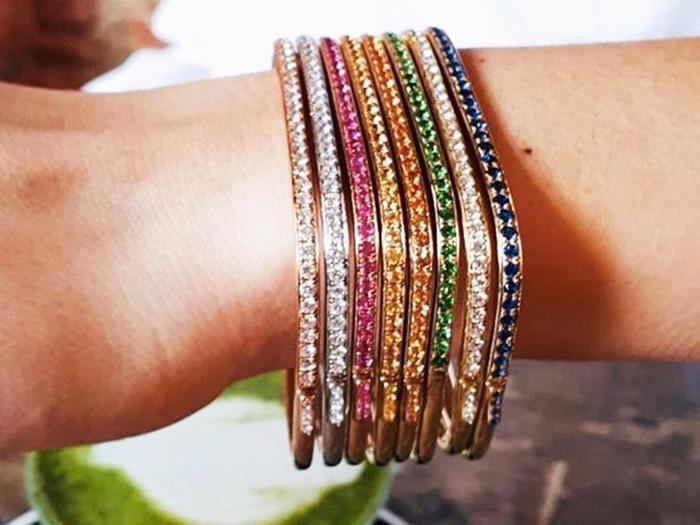 Rainbow Jewelry Trend