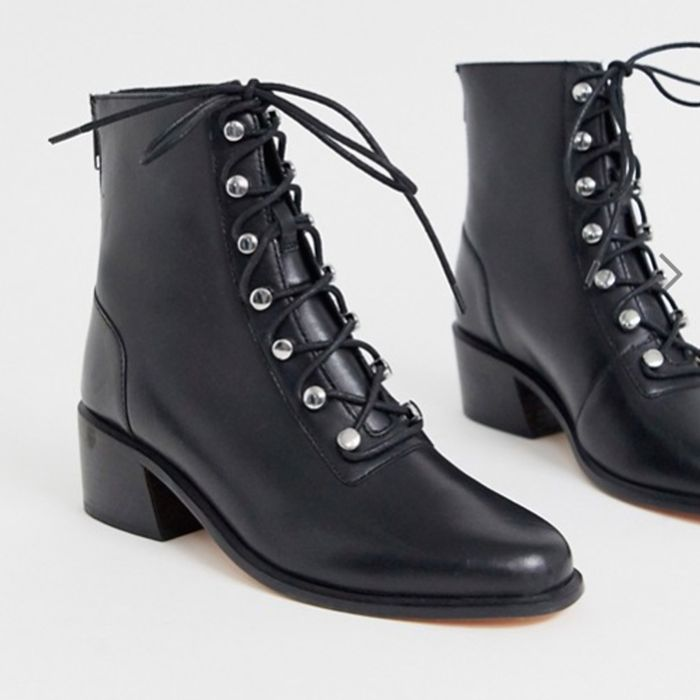 The Best Lace-Up Boots 2019 Has to