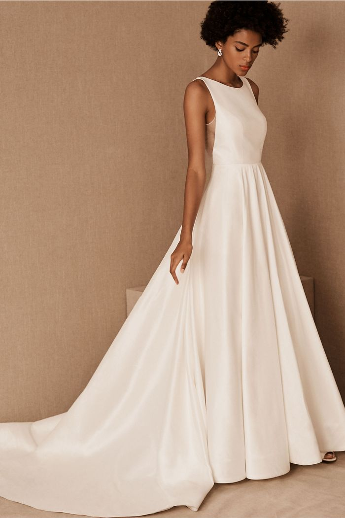 20 Affordable Wedding Dresses That Look So Expensive Who What Wear,Wedding Dress Custom Design