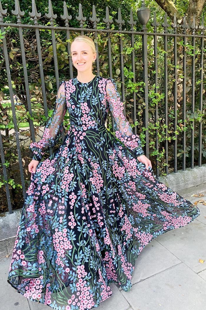 ASOS edition edit: Joy Montgomery in floral dress