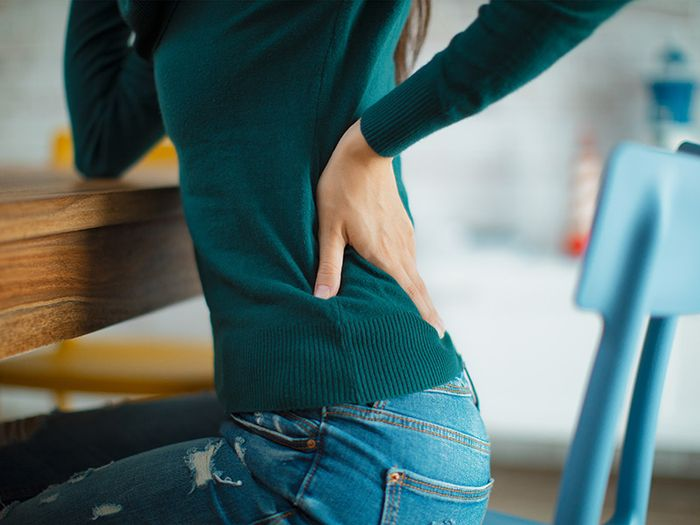 7 Ways to Alleviate Back Pain During Periods