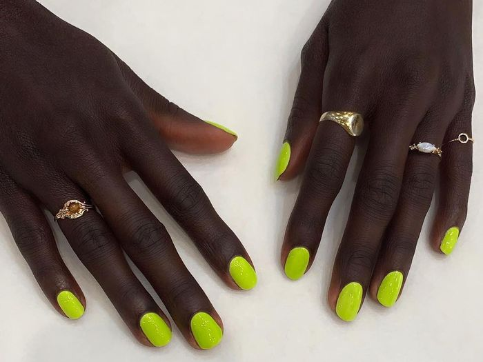 These Are the 7 Best Halloween Nail Colors to Try