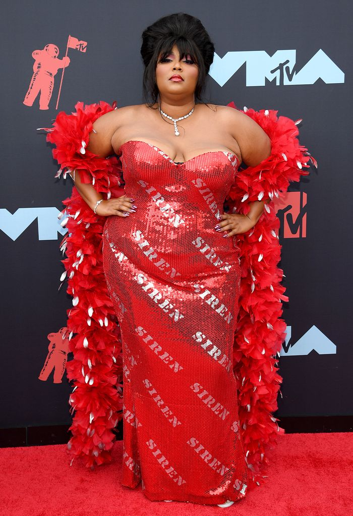 MTV Video Music Awards red carpet 2019: Lizzo