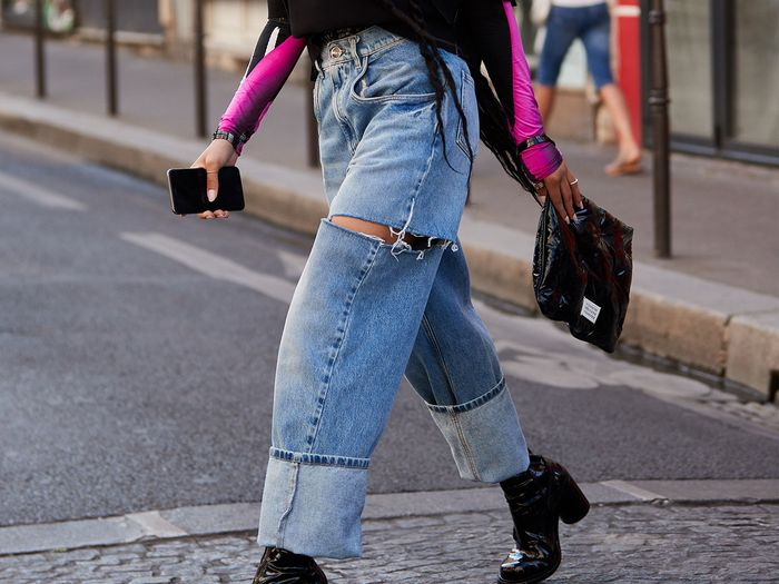 denim trends we're over