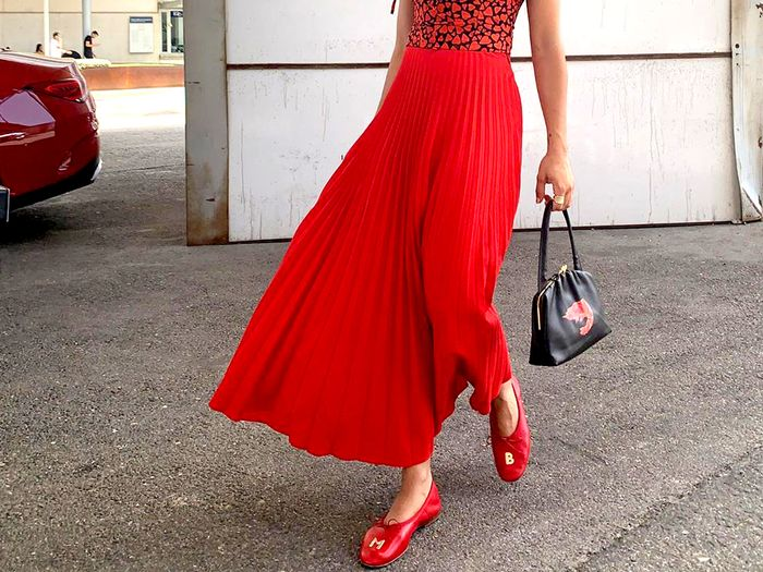 The Flat-Shoe Trend That's Becoming Obsolete (and What's Replacing It)