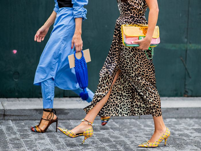 New York Fashion Week attendees
