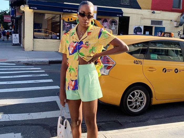 It Girls Are Wearing Hawaiian Shirts That Are 10 Times Cooler Than Your Dad's