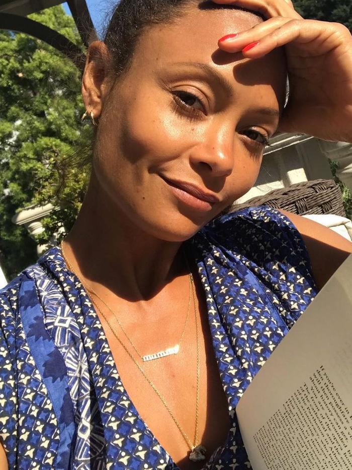 Over 40s Celebrity Skin: Thandie Newton