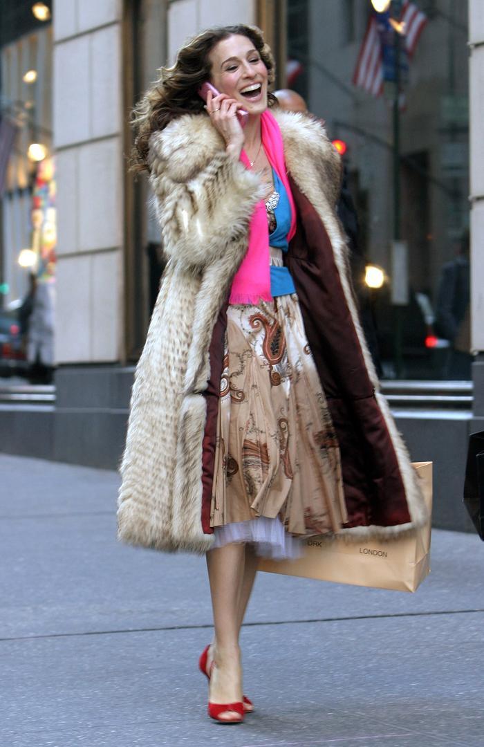 Carrie Bradshaw's Cheap Manolo Blahnik Shoes
