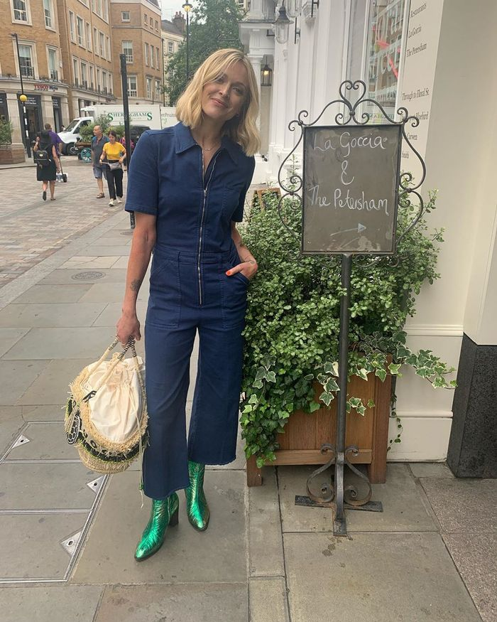 5 Reasons That Fearne Cotton S Short Hair Always Looks Great Who What Wear Uk