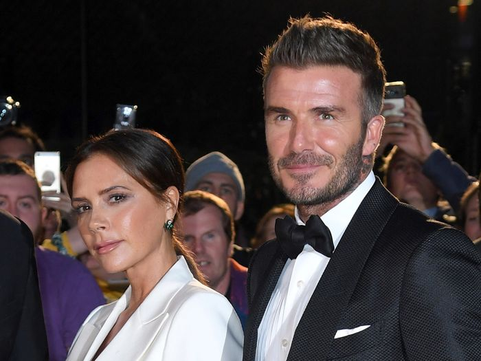 Victoria and David Beckham Just Wore the Chicest Matching Outfits