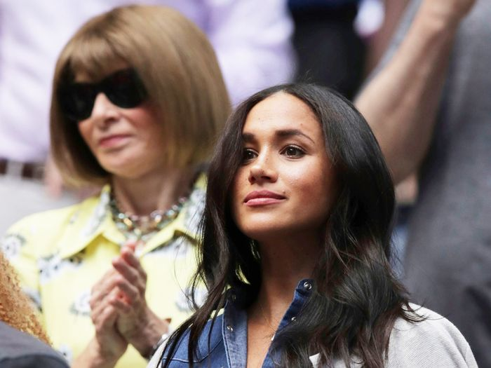 Meghan Markle at the U.S. Open