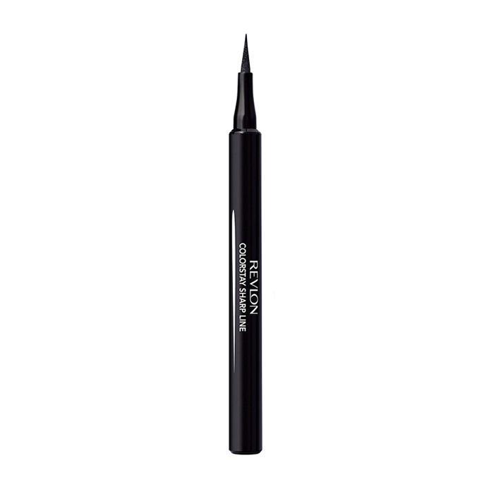Revlon ColorStay Liquid Eye Pen, Classic, Blackest Black
