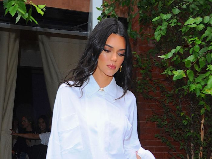 Kendall Jenner Wore the Expensive-Looking Trend Worth Ditching Your Jeans For