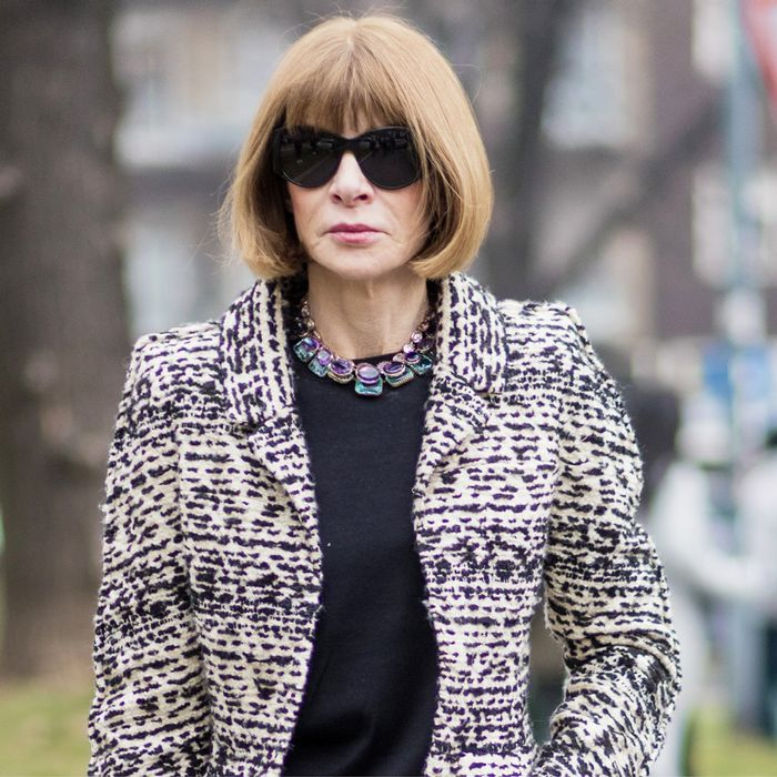 Anna Wintour Says This Is the #1 Accessory of Fall 2019