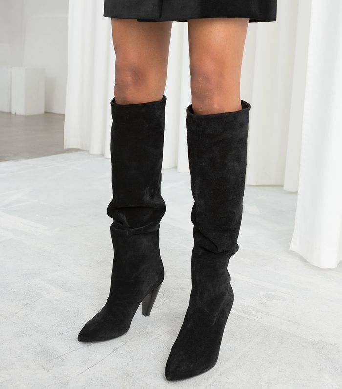 Tall Slouchy Boot Trend