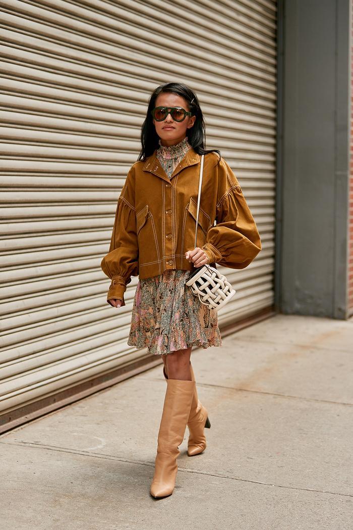New York Fashion Week street style spring 2020