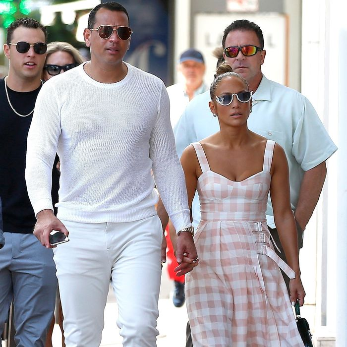 Everything Jennifer Lopez wore in Saint Tropez, Monte Carlo, and Cannes