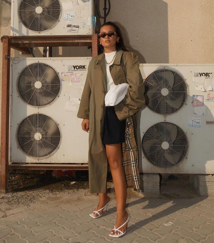 Influencer autumn buys: Oumayma