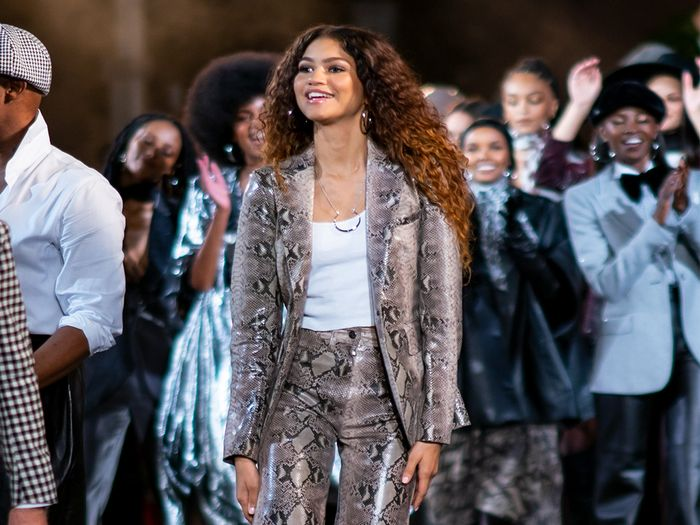 No Matter Your Hair Texture, Zendaya's Hairstylist Has a Tip for You