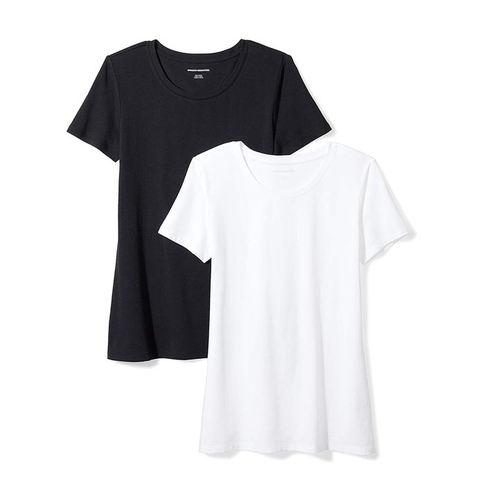 Amazon Essentials Classic-Fit Short-Sleeve Crewneck T-Shirts