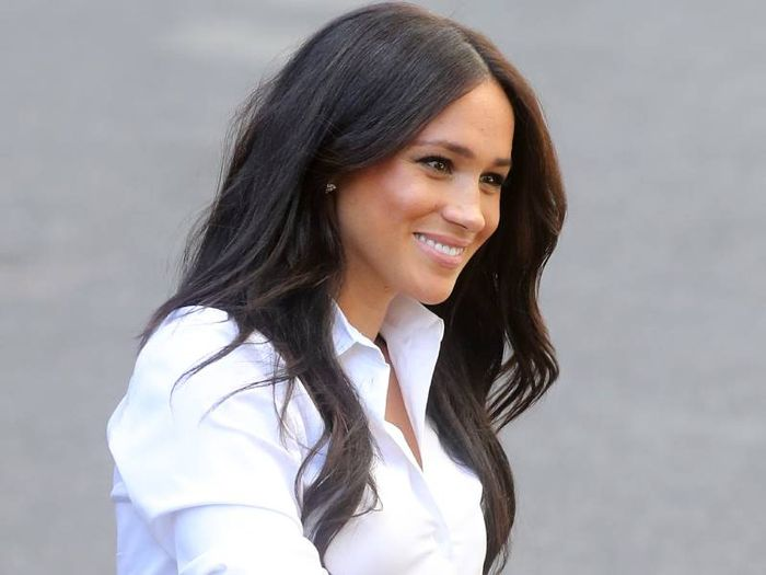 Meghan Markle Just Revealed the Perfect £20 Work Dress From M&S