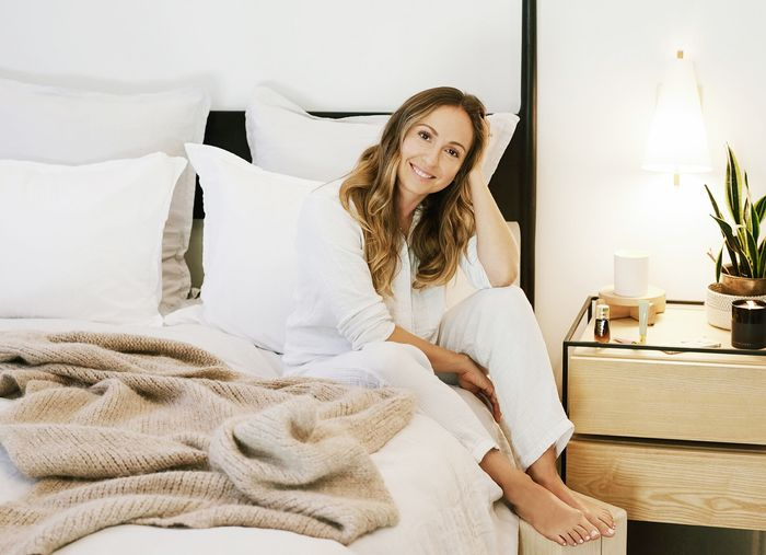 The Founder of Parachute Home  Shares Her Morning Routine