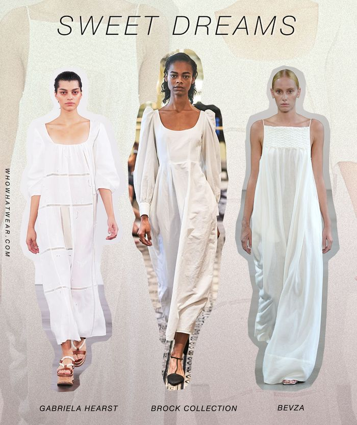Spring 2020 Trends.6 Spring Summer 2020 Trends Emerging From New York Who