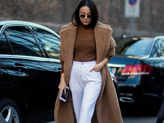 This Iconic Coat Is 21 Years Old and Still What Every Fashion Girl Wants