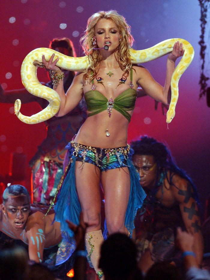 These 8 Britney Spears Outfits Are Truly Iconic Who What Wear