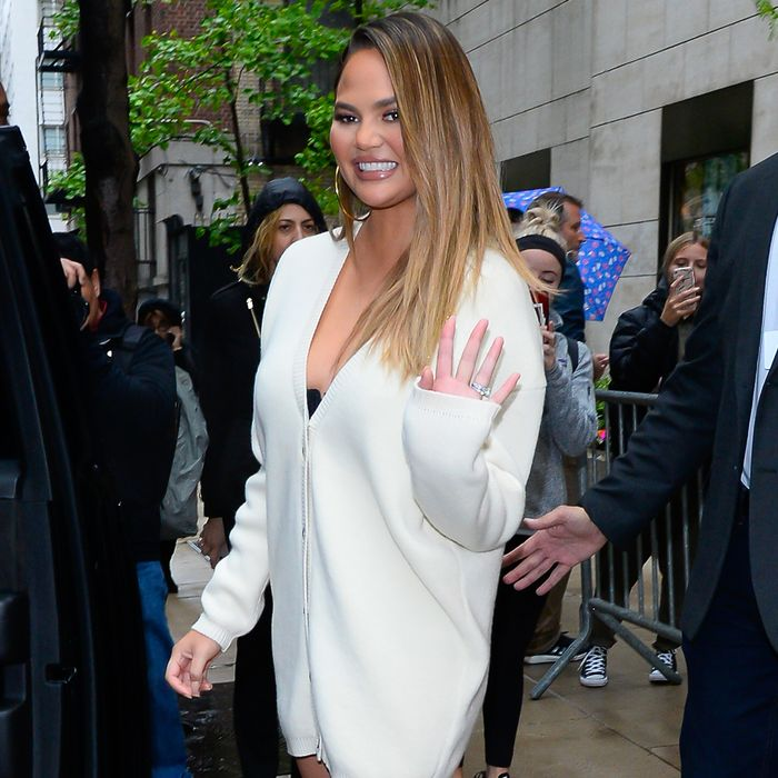 These affordable Nordstrom shoe trends are Chrissy Teigen-approved