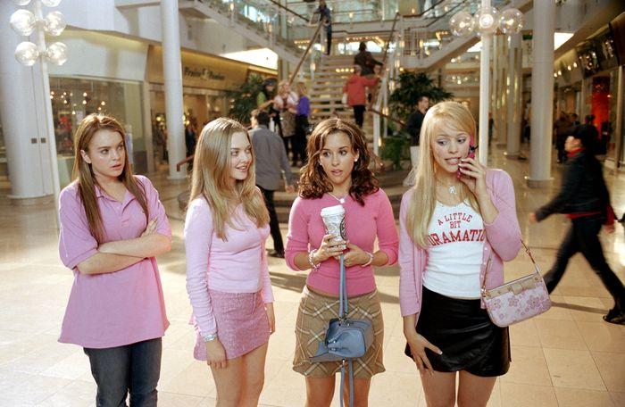 Mean Girls 2000s Halloween costume