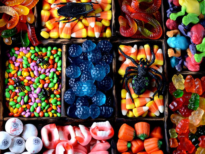 15 Healthier Candy Options for Halloween 2020