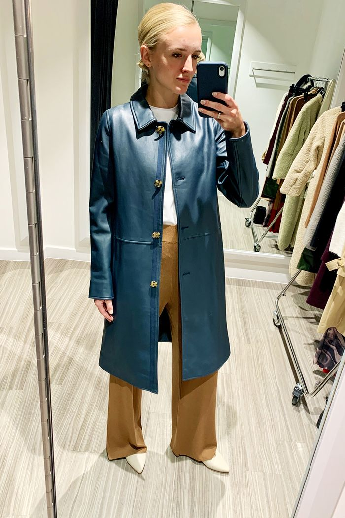 Debenhams Kley shopping picks: Joy in leather coat