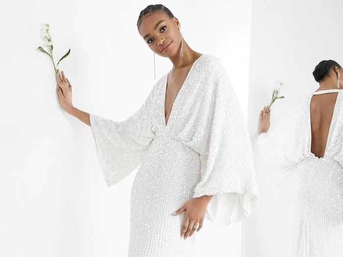 You'd Never Guess These Wedding Dresses Were From ASOS