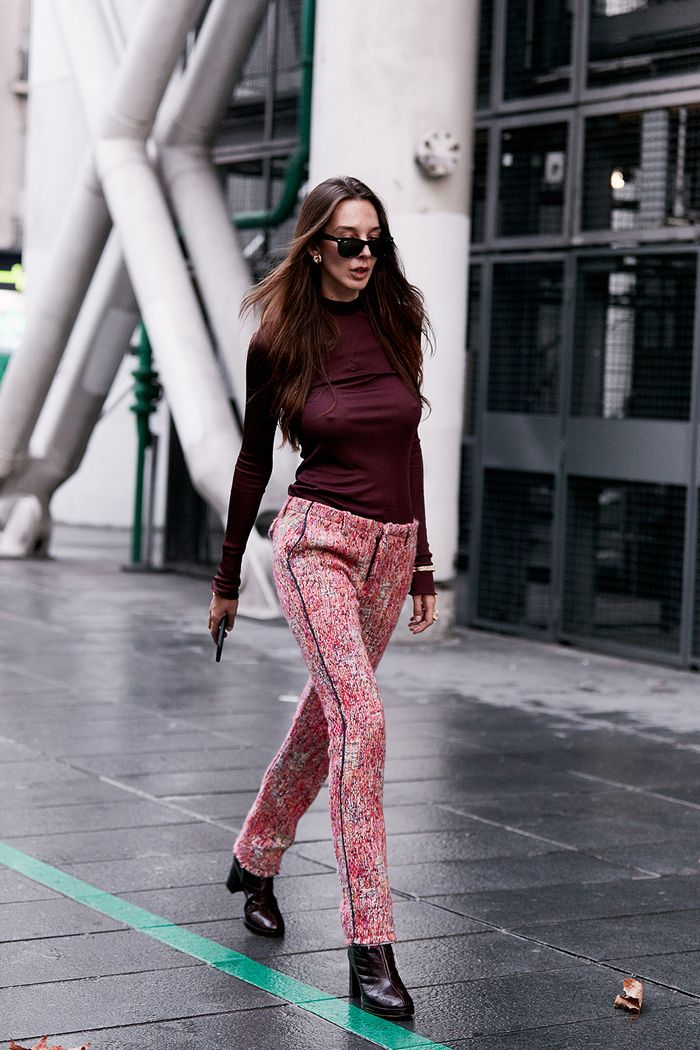 Paris fashion week street style spring 2020