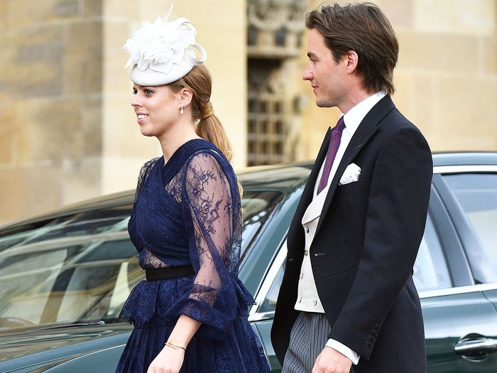 Princess Beatrice S Engagement Ring Is Jaw Dropping Who What Wear