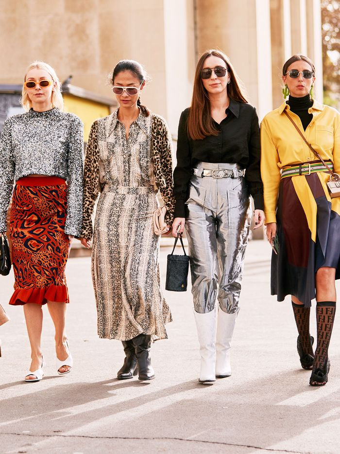 The Paris Fashion Week Street Style Trends I M Copying Who What Wear Uk