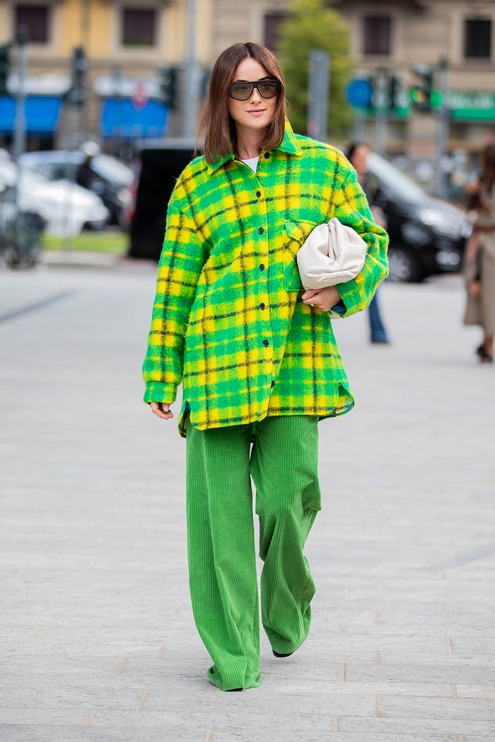 Flannel Shirt Trend Street Style