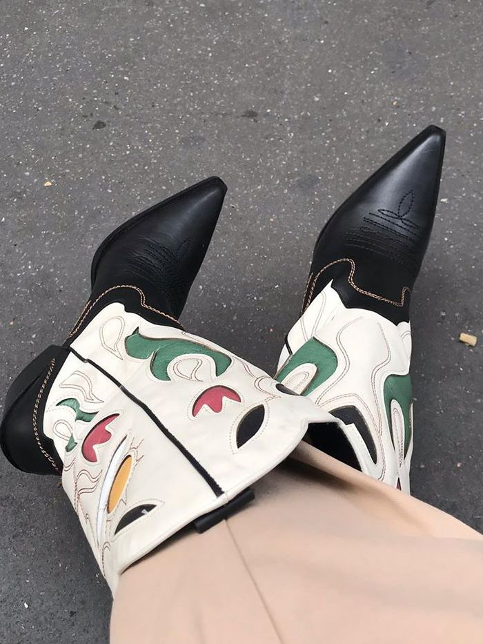 I Think These Boots Are the Best on the