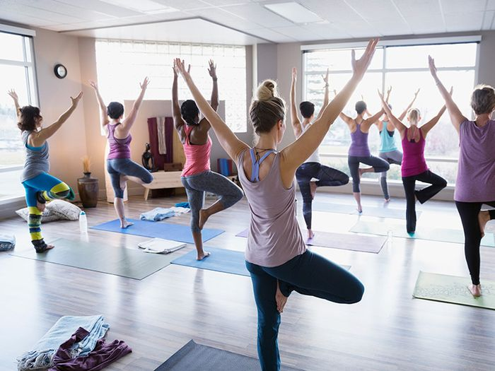 7 Hot Yoga Poses And Tips For Beginners Thethirty