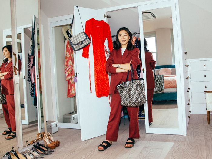 Best Wardrobes in Britain: Haeni Kim