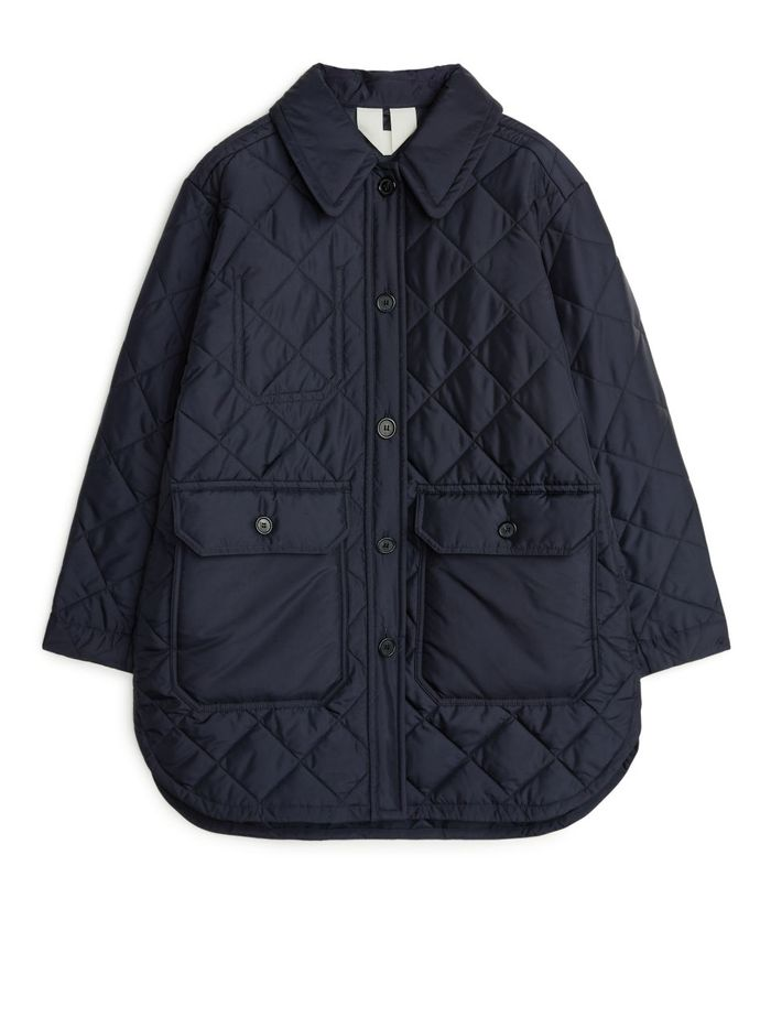 The 19 Best Quilted Coats You'll Love to Wear | Who What Wear UK