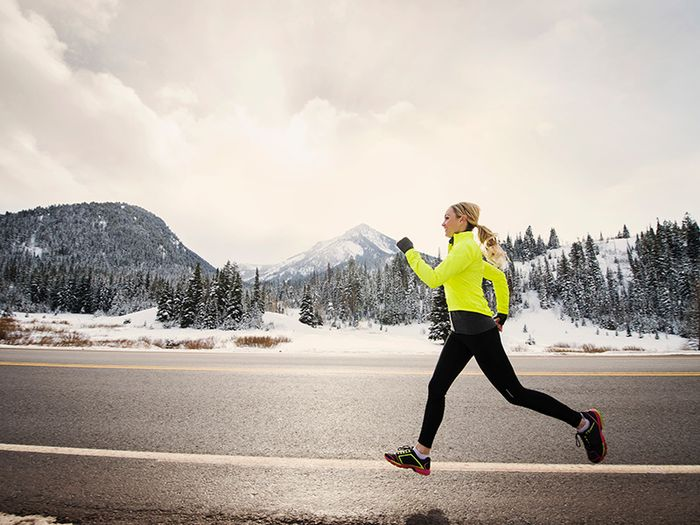 Do You Burn More Calories in the Cold? Here's the Truth
