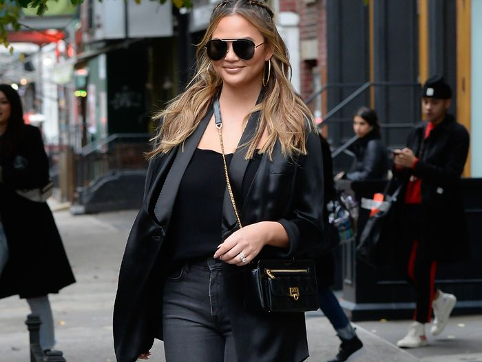 If I Went Basics Shopping With Chrissy Teigen, I'd Push These 7 Staples