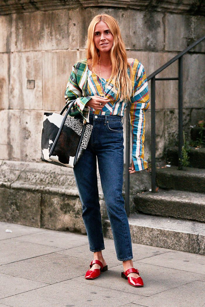 How to Style Jeans for Fall