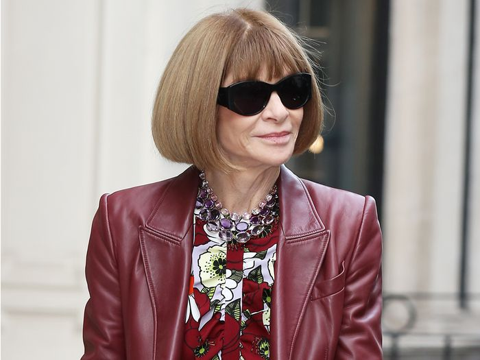 Anna WIntour Reveals the Biggest Fashion Trends of 2020